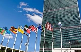 Birleşmiş Milletler'den Avrupa Birliği'ne...