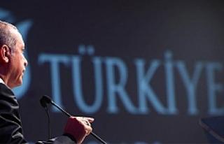 Cumhurbaşkanı Erdoğan: 'Türkiye, bu zor gününde...