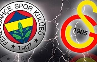 Galatasaray - Fenerbahçe maçının tarihi belli...
