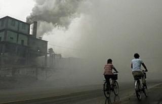 Hava kirliliğinden 12.6 milyon kişi öldü