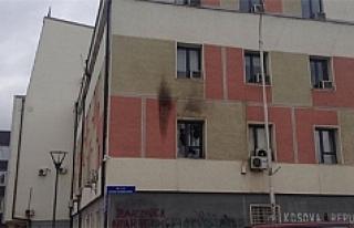 Kosova'da Cumhurbaşkanlığı binasına saldırı