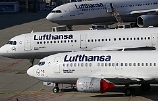 Lufthansa 156 Brüksel uçuşunu iptal etti