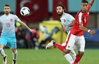 Maç Sonucu: Avusturya 1 - 2 Türkiye