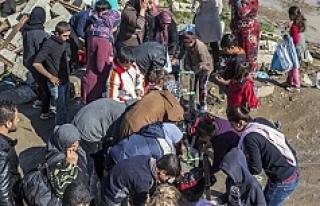 Makedonya'da 3 sığınmacı hayatını kaybetti