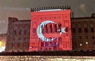 Saraybosna'dan Türkiye duyarlılığı...