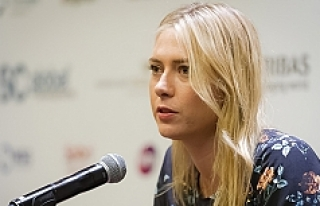 Sharapova'dan Rusya'yı sarsan açıklama