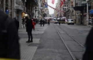 Taksim'de terör saldırısı: 5 ölü, 36 yaralı