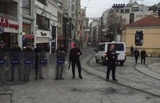 Taksim'deki yaralıların uyrukları açıklandı