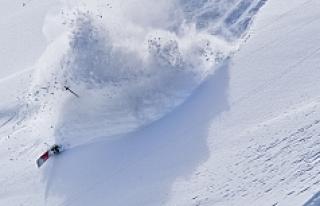 Tirol'de 5 yaşındaki çocuk kayak kazasından...
