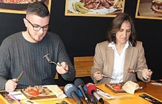 Viyana'da kesilen geğirme cezası İstanbul'da...