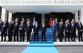 Yunanistan'la Türkiye Arasında Büyük İşbirliği