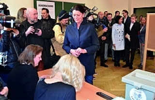 Avusturya'da oy verme işlemi devam ediyor