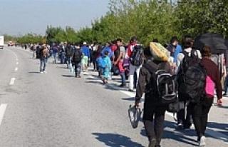 Hırvatistan Türkiye'den 476 sığınmacı alacak