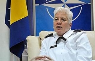 NATO üyeliği Bosna Hersek'e güvenlik ve istikrar...