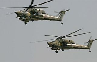 Rus helikopterleri Litvanya hava sahasını ihlal...