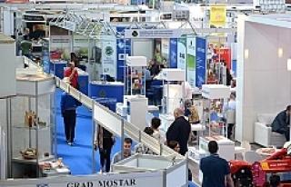 Türkiye, Mostar Ekonomi Fuarı'nda ilgi gördü