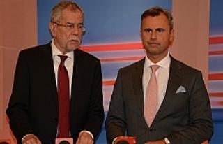 Avusturya Cumhurbaşkanı adaylarına 'Seviye...