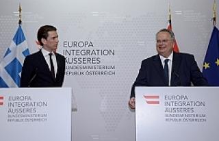 Avusturya Dışişleri Bakanı Kurz: 'Hazır...