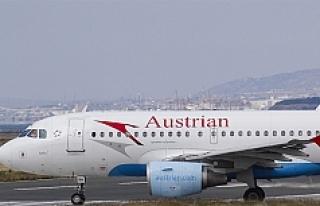 Avusturya Hava Yolları Haziran ayında 150 seferini...