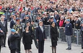 Hollanda Nazi işgalinden kurtuluşunu kutladı