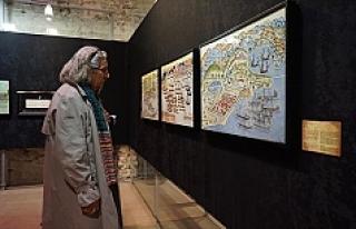 'Matrakçı Nasuh' sergisi Viyanalılarla...