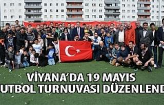 Viyana'da 19 Mayıs Atatürk'ü Anma Gençlik...
