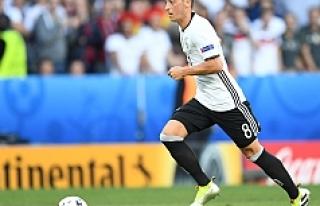 Almanya rahat geçti: 3-0