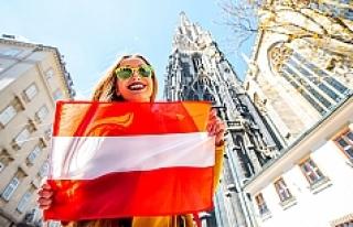 Avusturya 2 ülkenin ardından en barışçıl 3....