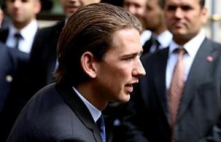 Avusturya Dışişleri Bakanı Kurz: 'Ülkelerine...