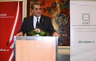 Avusturya İslam Cemaati Başkanı Sanaç: 'Aday...