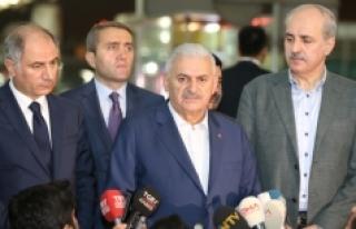Başbakan Yıldırım: 36 kişi hayatını kaybetti