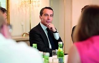 Başbakan Kern: 'FPÖ'nün bir başarısı...