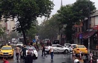Son dakika: İstanbul Valisinden açıklama: 7 polis...