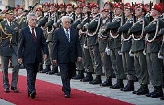 Filistin Devlet Başkanı Abbas'tan Avusturya Cumhurbaşkanına...