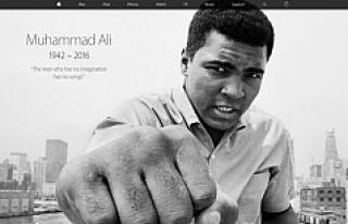 Teknoloji devi Muhammed Ali'yi unutmadı