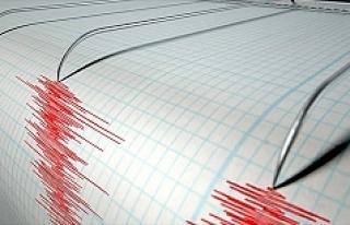 Türkiye'de 4.3 büyüklüğünde deprem