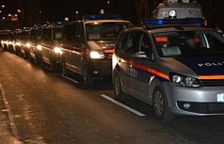 Viyana Polisi'nden zehir tacirlerine 250 bin...