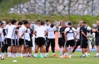 Beşiktaş, yeni sezon hazırlıklarına Salzburg'ta...