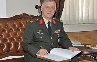 Birinci Ordu Komutanı Orgeneral Dündar:'Bu,...