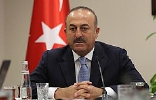 Çavuşoğlu: 'Türkiye, Avrupa'nın ikiyüzlülüğüne...