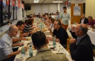 CHP Avusturya Birliği'nden İftar Yemeği