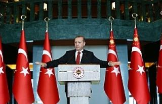 Cumhurbaşkanı Erdoğan: 'Bugüne kadar Halkın...