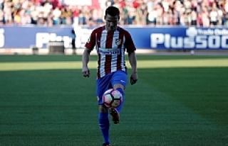 Gameiro Atletico Madrid'de