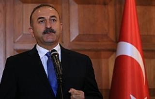 Çavuşoğlu'dan Avusturya Başbakanına Sert...