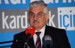 DİTİB Genel Başkanı: 'Siyasetçiler ve basın...