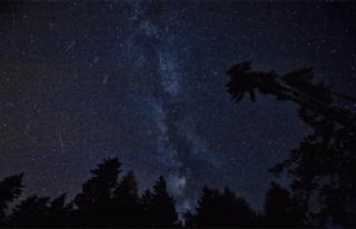 Gökyüzünde görsel şölen başlıyor
