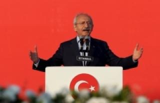 Kılıçdaroğlu'nun sağlık durumu iyi, güvenli...