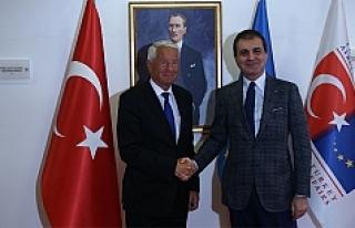 Türkiye'den Avusturya Başbakanı Kern'in...