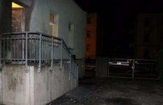 Almanya'da Fatih Camisine saldırı düzenlendi