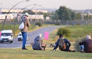 Avusturya'da mülteci yurtlarına saldırılar...